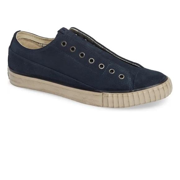 John Varvatos Bootleg Laceless Sneakers